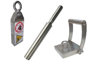 Acid-proof magnets