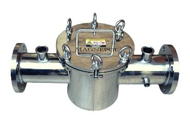 Separatory przepływowe wysokociśnieniowe